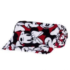 Cobertor Solteiro Disney - Minnie Red