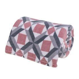 Cobertor Solteiro Microfibra Estampado Yaris - Thiago Rose