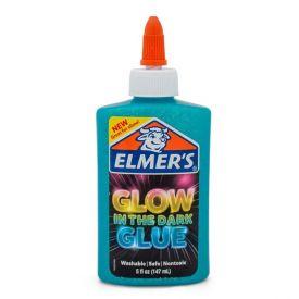 Cola Brilha no Escuro 147ml Elmer's Toyng - 39742 - Azul