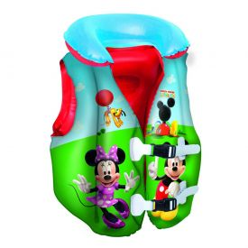 Colete Infantil Mickey e Minnie Bestway BW91030 - DIVERSOS