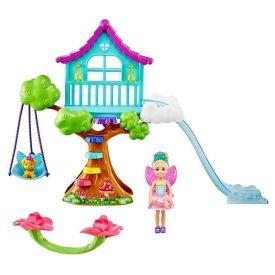 Conjunto Barbie Mattel Dreamtopia Chelsea - GTF48