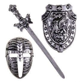 Conjunto Batalha Medieval Kingdom Havan - HBR0004