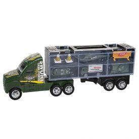Conjunto De Caminhão Havan Com Veículos - HME0074