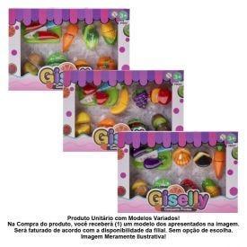Conjunto De Frutas Giselly Havan - HMA0305