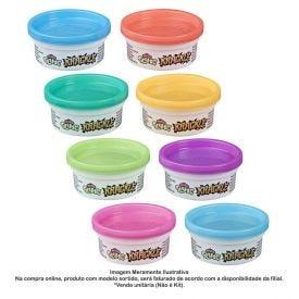 Conjunto De Slimes Play-Doh Krackle Hasbro - E8788