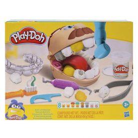 Conjunto Play Doh Brincando De Dentista Hasbro - F1259
