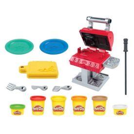 Conjunto Play-Doh Dia De Churrasco Hasbro - F0652