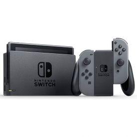 Console Nintendo Switch Cinza 32Gb Com Joy-Con - HBDSKAAA2