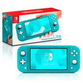 Consosle Switch Lite Nintendo Turquesa - DIVERSOS