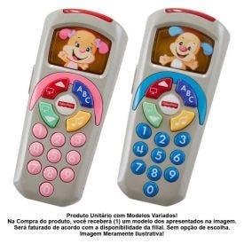 Controle Remoto Infantil Fisher-Price Mattel - DLH40