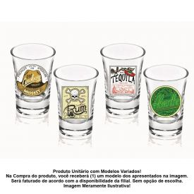 Copo Shot Campana 7Cm Decormartin - Drinks