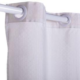 Cortina Rústica Madri 3,60X2,50M - Branco