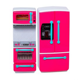 Cozinha Média Hma0545 Havan - Rosa