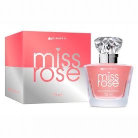 Deo Colônia Miss Rose 75ml Phytoderm - Rose