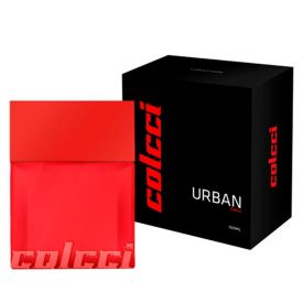 Deo Colonia Urban Girl 100Ml Colcci - DIVERSOS