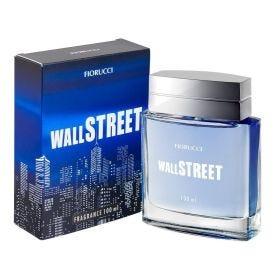 Deo Colônia Wall Street Fiorucci - 100ml