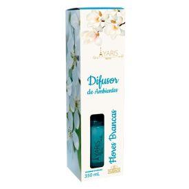 Difusor De Ambientes 350Ml Yaris - Flores Brancas
