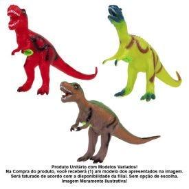 Dinossauro Sonoro De Vinil Havan - HME1270