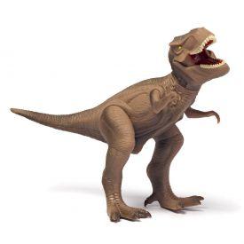 Dinossauro World Tiranossauro Rex Cotiplás - Marrom