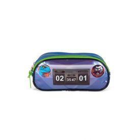Estojo Duplo Dino Luxcel - EI35454UP