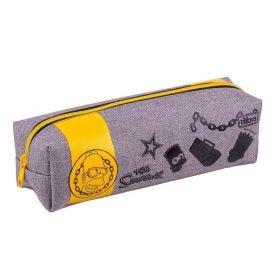 Estojo Médio Simpsons Fox com 1 Compartimento Tilibra - 136204