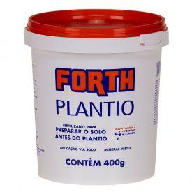 Fertilizantes para Jardim 400g Forth - Plantio