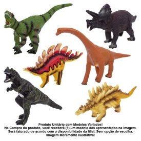 Figura Dinossauro De Pvc Havan - DIVERSOS