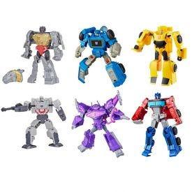Figura Transformers Authentic Alpha Hasbro E0694 - Sortido