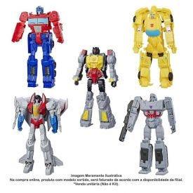 Figura Transformers Authentic Titan Changer Hasbro - E5883