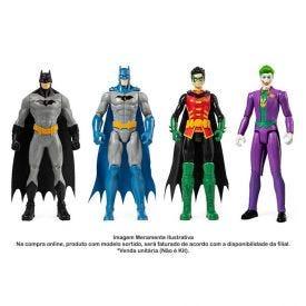 Figuras 30Cm Time Batman Sunny - 2180