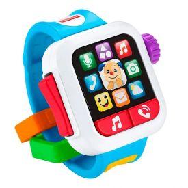 Fisher-Price Meu Primeiro Smartwatch Mattel - GMM55