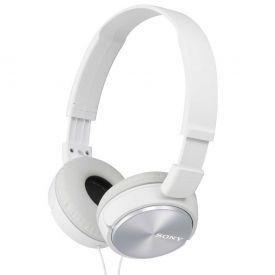 Fone de Ouvido com Microfone Sony MDRZX310AP - BRANCO