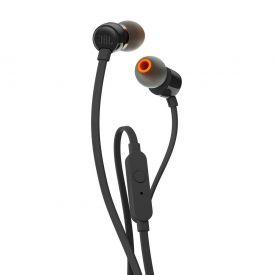 Fone de Ouvido JBL Com Cabo P2 In-Ear T110 - Preto