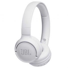 Fone De Ouvido Sem Fio Jbl Tune T500bt - Branco