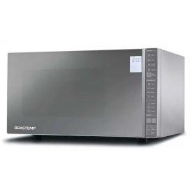 Forno de Micro-ondas 32L Brastemp BMS45CR Cinza