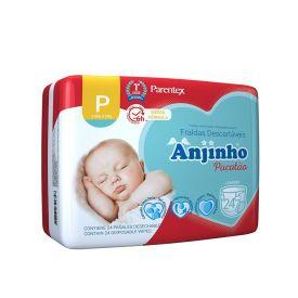 Fralda Descartável Anjinho P Pacotão 24 Unidades - Diversos