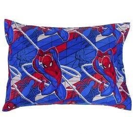 Fronha 50X70cm Spider Man Lepper - Azul Escuro