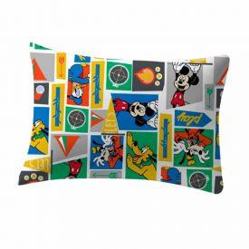 Fronha Estampada 48X68cm Disney - Mickey Colors