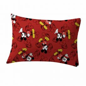 Fronha Estampada 48X68cm Disney - Mickey Cool