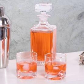 Garrafa De Whisky Lyor Hamilton 700Ml - Vidro