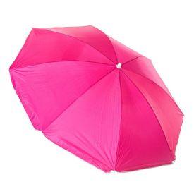 Guarda-Sol Liso 180cm Master Beach - Pink Liso