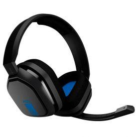 Headset Gamer A10 Playstation 4 Astro - Preto e Azul