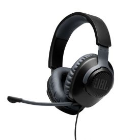 Headset Gamer Quantum 100 Jbl - Preto