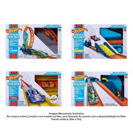 Hot Wheels Componentes Pista Sortido Mattel - GLC87