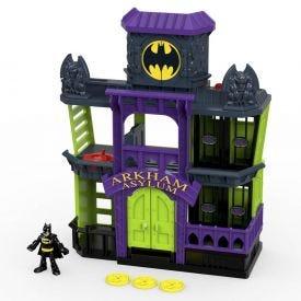Imaginext Batman Asilo Arkham FDX24 Fisher-Price - Colorido