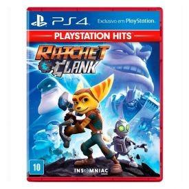 Jogo  Ratchet & Clank Playstation 4 - Plataforma