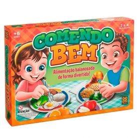 Jogo Comendo Bem Grow - 03560