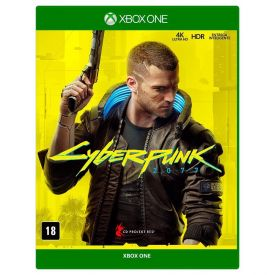Jogo Cyberpunk 2077 Xbox One - Ação