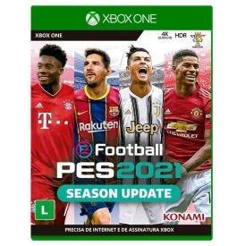 Jogo Efootball Pes 2021 Xbox - Esporte