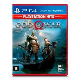 Jogo God Of War Playstation 4 - Aventura